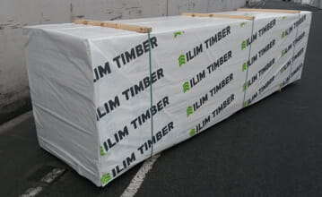 Spruce timber Ilim Timber