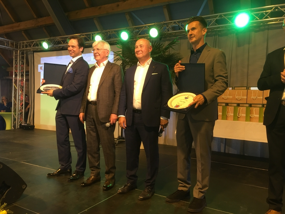 Ilim Nordic Timber celebrates its 20 years anniversary